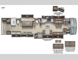 Aspire 44F Floorplan Image