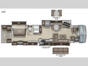 Aspire 44Z Floorplan Image
