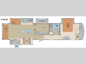 Columbus F378MB Floorplan Image