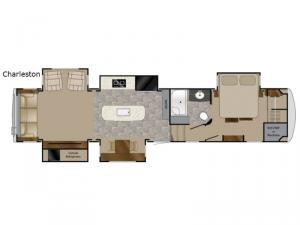 Landmark 365 Charleston Floorplan Image