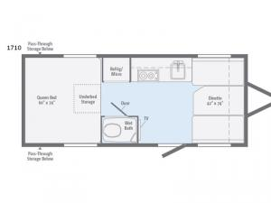 Winnie Drop 1710 Floorplan Image