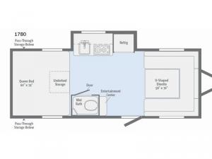 Winnie Drop 1780 Floorplan Image