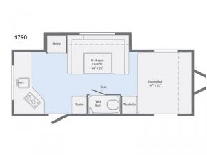 Winnie Drop 1790 Floorplan Image