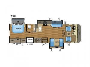 Precept 31UL Floorplan Image