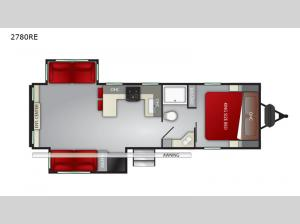 MPG 2780RE Floorplan Image