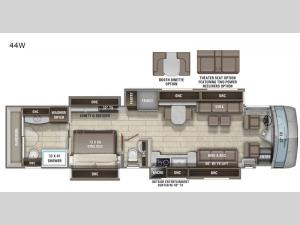 Anthem 44W Floorplan Image