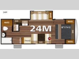 Nash 24M Floorplan Image