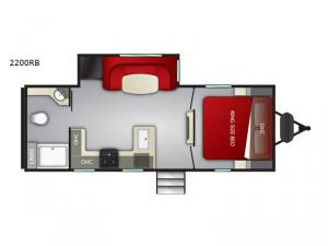 MPG 2200RB Floorplan Image