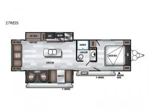 Salem 27REIS Floorplan Image