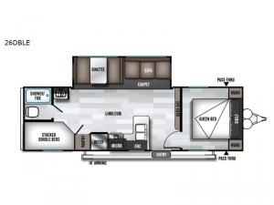 Salem 26DBLE Floorplan Image