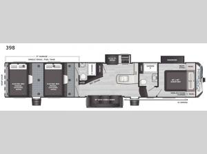 Carbon 398 Floorplan Image