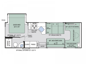 Quantum RS26 Floorplan Image