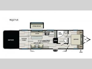 Stealth RQ2715 Floorplan Image