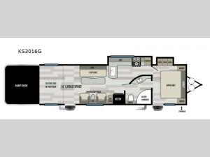 Stealth KS3016G Floorplan Image