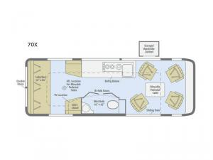 Era 70X Floorplan Image