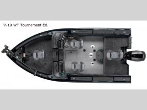 Targa V-19 WT Tournament Ed. Floorplan Image