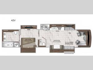 Revolution 42V Floorplan Image