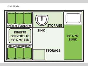Scout Lite Std. Model Floorplan Image