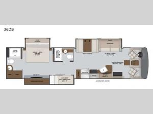 Invicta 36DB Floorplan Image