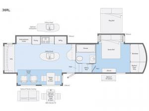 Destination 36RL Floorplan Image