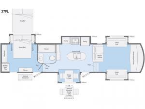 Destination 37FL Floorplan Image