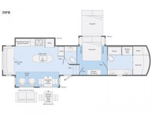 Destination 39FB Floorplan Image