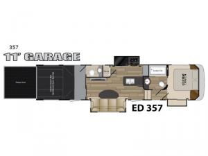 Edge 357 Floorplan Image