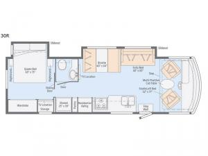 Intent 30R Floorplan Image
