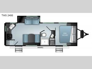 Twilight Signature TWS 2400 Floorplan Image