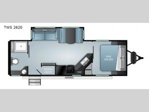 Twilight Signature TWS 2620 Floorplan Image