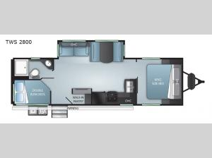 Twilight Signature TWS 2800 Floorplan Image