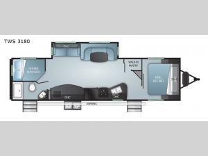 Twilight Signature TWS 3180 Floorplan Image
