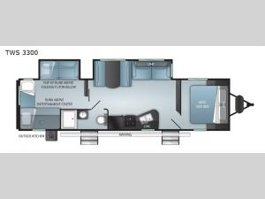 Twilight Signature TWS 3300 Floorplan Image