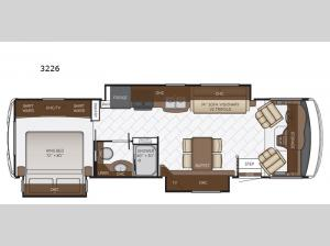 Bay Star 3226 Floorplan Image