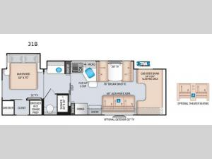 Four Winds 31B Floorplan Image