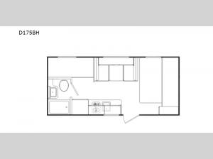 DREAM D175BH Floorplan Image