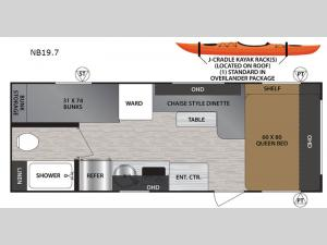 No Boundaries NB19.7 Floorplan Image