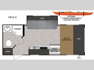 No Boundaries NB16.8 Floorplan Image