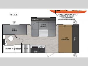 No Boundaries NB19.8 Floorplan Image