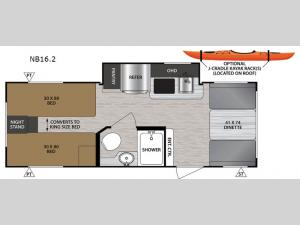 No Boundaries NB16.2 Floorplan Image