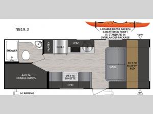 No Boundaries NB19.3 Floorplan Image