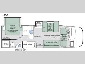 Axis 27.7 Floorplan Image