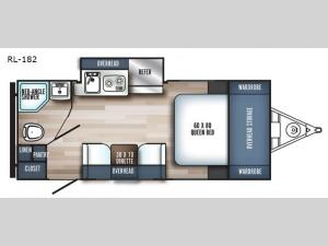 Real-Lite Mini RL-182 Floorplan Image
