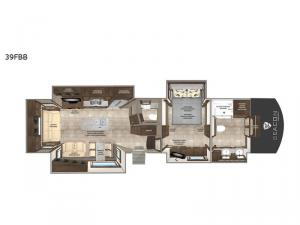 Beacon 39FBB Floorplan Image