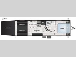Springdale 27TH Floorplan Image