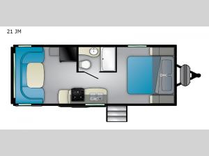 Trail Runner 21 JM Floorplan Image
