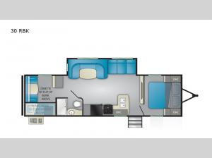Trail Runner 30 RBK Floorplan Image