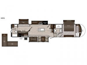 Sanibel 4001 Floorplan Image