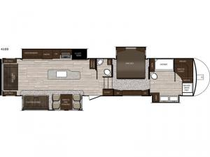 Sanibel 4100 Floorplan Image