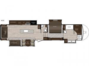 Sanibel 4101 Floorplan Image